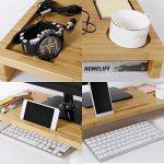 Lifewit Support d'Ordinateur Portable en Bambou Rehaussur de la marque image 5 produit