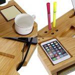 Lifewit Support d'Ordinateur Portable en Bambou Rehaussur de la marque image 6 produit