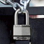 Master Lock M1EURT Lot de 2 Cadenas Excell Haute Sécurité A Clés Identiques pour Cave - 45 mm de la marque image 2 produit