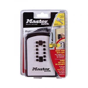 Masterlock 5412EURD Boîtier antivol pour clés Clavier mécanique de la marque image 0 produit