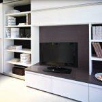 """Meliconi Rotobase Elite M Plateau rectangulaire rotatif en métal / verre pour TV LCD / Plasma 23"""" à 40'' Noir de la marque Meliconi image 1 produit"""