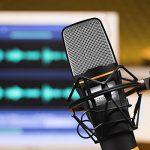 Microphone à condensateur avec trépied pour PC portable ordinateurs son enregistrement en Podcast Studio, parfait pour chat Skype MSN (Noir) de la marque image 5 produit