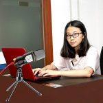 Neewer Son Podcast Studio Microphone Professionnel à Condensateur avec 3,5 mm Câble Audio et Mini Trépied pour PC Portable Ordinateur Apple Mac Version Améliorée, Noir de la marque image 6 produit