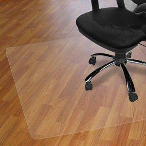 Ogima tapis de chaise pour sols durs–120x 90cm, matériaux non recyclés, protection de sol dur de la marque Greenmall image 0 produit