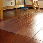 Ogima tapis de chaise pour sols durs–120x 90cm, matériaux non recyclés, protection de sol dur de la marque Greenmall image 2 produit