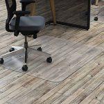 Ogima tapis de chaise pour sols durs–120x 90cm, matériaux non recyclés, protection de sol dur de la marque Greenmall image 6 produit