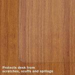 Ogima tapis de chaise pour sols durs–120x 90cm, matériaux non recyclés, protection de sol dur de la marque image 3 produit