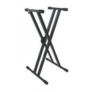 Onstagestands KS7291 Stand pliable pour Clavier Double-X de la marque image 0 produit