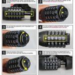 Ouvrir un antivol à code notre top 14 TOP 7 image 6 produit