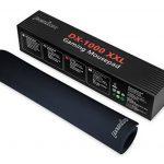 Perixx DX-1000XXL, Tapis de souris gamer - Taille XXL 900x440x3mm - Anti-derapant base en caoutchouc - Surface flexible et douce de la marque perixx image 6 produit