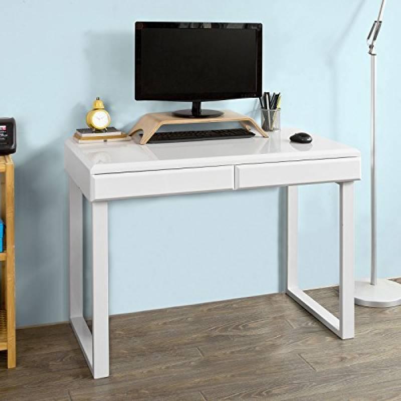 chambre ts-ideen Bureau Console ordinateur Table dappoint ...
