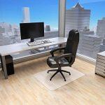 Protection plastique sous chaise de bureau -> comment trouver les meilleurs modèles TOP 1 image 2 produit