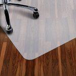 Protection plastique sous chaise de bureau -> comment trouver les meilleurs modèles TOP 5 image 1 produit