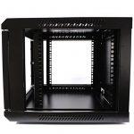 """Rack serveur 19"""" 6U 600x450x370mm armoire murale SOHORack RackMatic de la marque image 2 produit"""