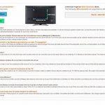RICOO Support PC pour 2 ecrans TS3111 avec joint ressort à gaz double bras orientable inclinable TV sur pied meuble de bureau écran ordinateur 4K OLED plat design moniteur articulé VESA 75x75 100x100 de la marque RICOO image 5 produit