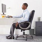 Roulette caoutchouc chaise bureau => notre comparatif TOP 2 image 4 produit