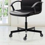 Roulettes fauteuil caoutchouc => notre top 12 TOP 4 image 4 produit