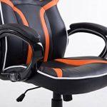 Roulettes fauteuil caoutchouc => notre top 12 TOP 8 image 6 produit