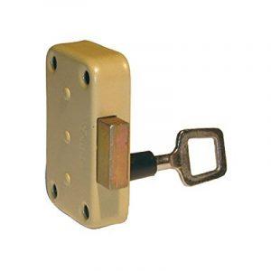 Serrure de sureté 3 gorges pour boîtes aux lettres Vachette - Droite de la marque image 0 produit