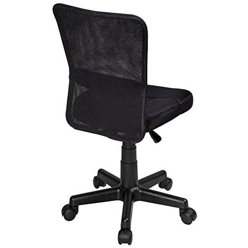 tectake chaise de bureau noir de la marque tectake - Chaise De Bureau Ergonomique Pas Cher