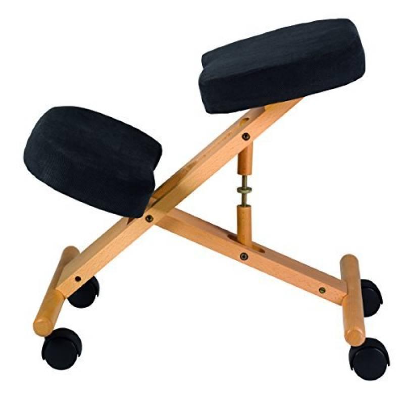 si ge ergonomique bureau assis genoux notre comparatif pour 2018 meubles de bureau. Black Bedroom Furniture Sets. Home Design Ideas