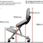 Siège ergonomique bureau assis genoux ; notre comparatif TOP 1 image 4 produit