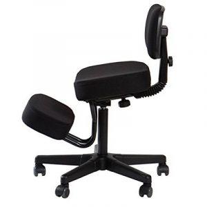 Siège ergonomique Solace Métal Jobri avec dossier de la marque image 0 produit
