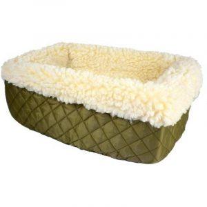 Snoozer Console pour animal domestique de siège de voiture Crème fourrure de la marque image 0 produit