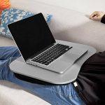 SoBuy® FBT28-Sil Support ergonomique pour Ordinateur portable jusqu'à 18.4 de la marque SoBuy image 4 produit