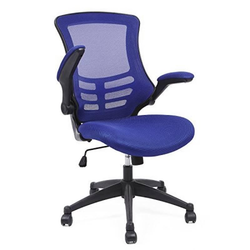 Fauteuil Bureau Bleu Chaise De Prix