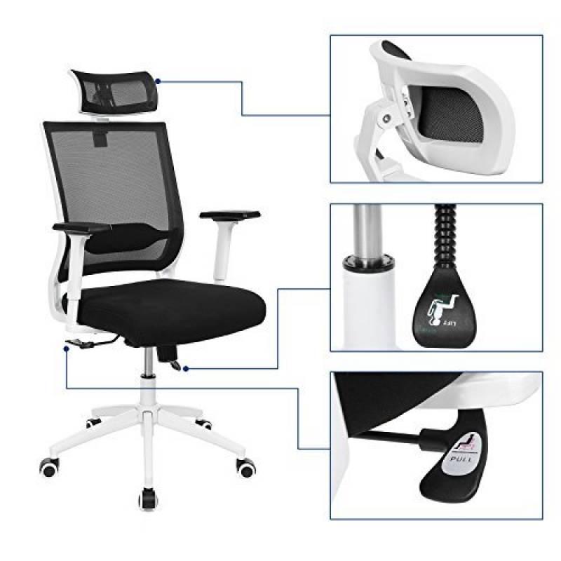 Votre meilleur comparatif chaise haute bureau for Silla escritorio baquet