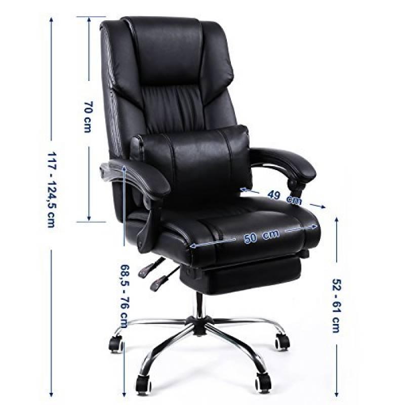 notre comparatif de fauteuil bureau cuir pour 2018 meubles de bureau. Black Bedroom Furniture Sets. Home Design Ideas