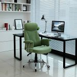 Songmics Fauteuil de bureau Chaise pour ordinateur siège de bureau OBG41L de la marque image 2 produit