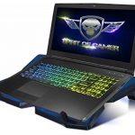 """Spirit of Gamer SOG-VE500BL Refroidisseur pour ordinateur portable 13-17"""" 120 mm de la marque image 2 produit"""