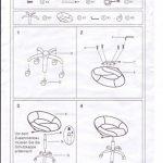 Tabouret À Roulettes Crème - Duhome 171XF- Hauteur Ajustable Chaise À Roulettes Avec Dossier de la marque Duhome image 5 produit