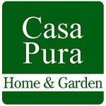 Tapis protège-sol casa pura® pour sols durs sans plastifiants / PVC | couleurs chaleureuses idéales pour la chambre d'enfant | 75x120cm - rose de la marque image 4 produit