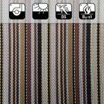Tapis protège-sol design Office Marshal® Asti | 5 tailles disponibles | matériau résistant, antisalissure | tapis de sol pour appareils de fitness | 90x150cm de la marque image 2 produit