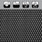 Tapis protège-sol design Office Marshal® Padua | 5 tailles disponibles | matériau résistant, antisalissure | tapis de sol pour appareils de fitness | 90x120cm de la marque image 2 produit