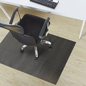 Tapis protège-sol design Office Marshal® Padua | 5 tailles disponibles | matériau résistant, antisalissure | tapis de sol pour appareils de fitness | 90x120cm de la marque image 0 produit