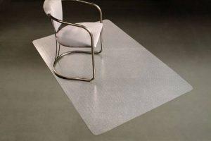 Tapis protège-sol etm® série PRO pour moquettes | semi-transparent + antidérapant - importé de l'Allemagne | tailles diverses - 120x150 cm de la marque image 0 produit
