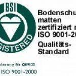 Tapis protège-sol Office Marshal® antidérapant pour parquets et stratifiés | certifié du TÜV allemand | transparent en PC - plusieurs tailles au choix - 90x120cm de la marque image 2 produit