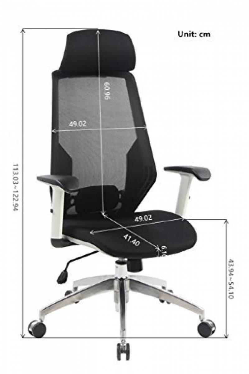 test chaise de bureau pour 2018 comment acheter les meilleurs mod les meubles de bureau. Black Bedroom Furniture Sets. Home Design Ideas