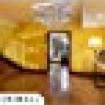 Unimall Lustre en Cristal 16 lumières Luxe Plafonnier avec Designe élégant Moderne Luminaire Encastré Hanging Pendendif Eclairage de Plafond en forme Carré pour Salon Salle à manger Cuisine Chambre à coucher Boutique Café Bar Bureau de la marque image 1 produit
