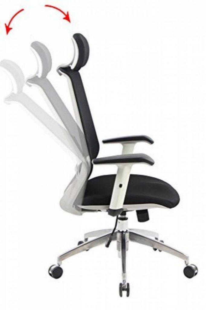fauteuil de bureau avec appui t te choisir les meilleurs. Black Bedroom Furniture Sets. Home Design Ideas