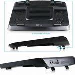 Votre comparatif de : Support ventilé pour ordinateur portable 15 pouces TOP 13 image 1 produit