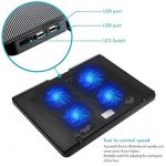 Votre comparatif de : Support ventilé pour ordinateur portable 15 pouces TOP 2 image 1 produit