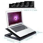 Votre comparatif de : Support ventilé pour ordinateur portable 15 pouces TOP 2 image 5 produit
