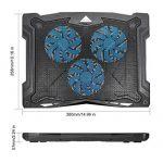 Votre comparatif de : Support ventilé pour ordinateur portable 15 pouces TOP 5 image 4 produit