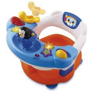 Vtech enfants–aquasilla, chaise de bain pour jouer dans la baignoire de la marque image 0 produit