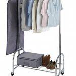 Wenko 4364810100 Portant de Vêtements - capacité de 100 Kg de la marque image 1 produit
